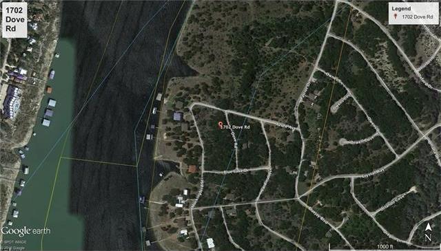 1702 Dove Rd, Lago Vista, TX 78645