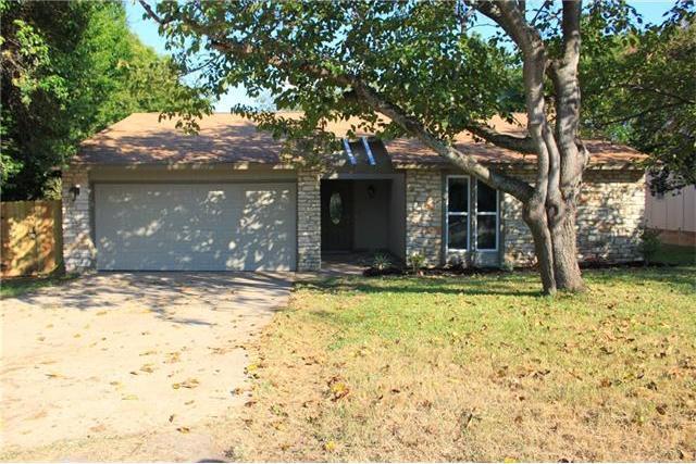 503 Buckskin Dr, Round Rock, TX 78681