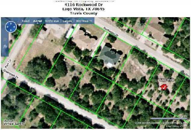 4116 Rockwood, Lago Vista, TX 78645