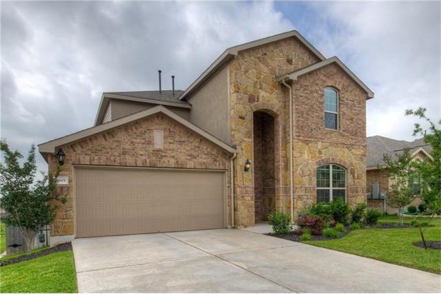 4601 Chestnut Meadows Bnd, Georgetown, TX 78626