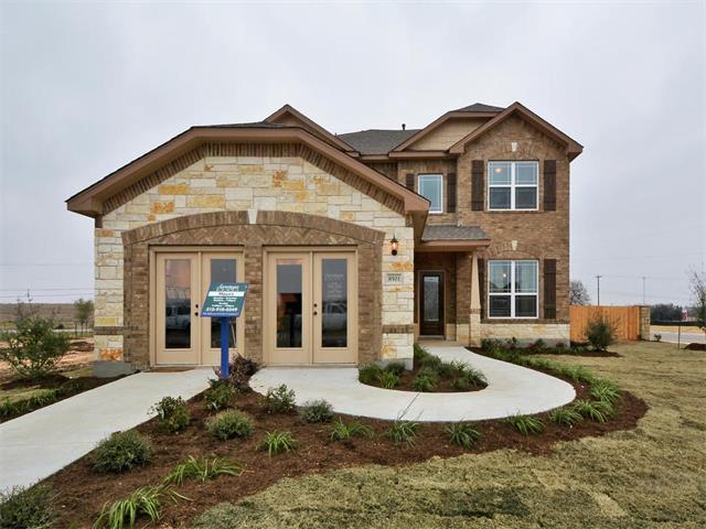 8372 Paola St, Round Rock, TX 78665
