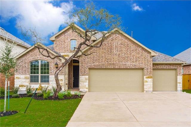 3815 Ashbury Rd, Round Rock, TX 78681
