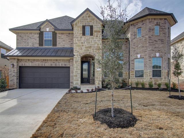 521 Breezygrass Way, Georgetown, TX 78626