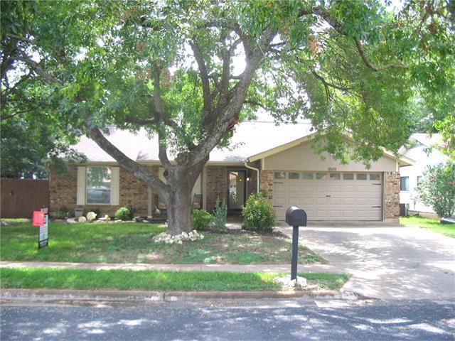 3509 Monument Dr, Round Rock, TX 78681