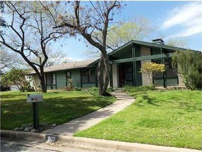 800 Single Oak Cv, Austin, TX 78746