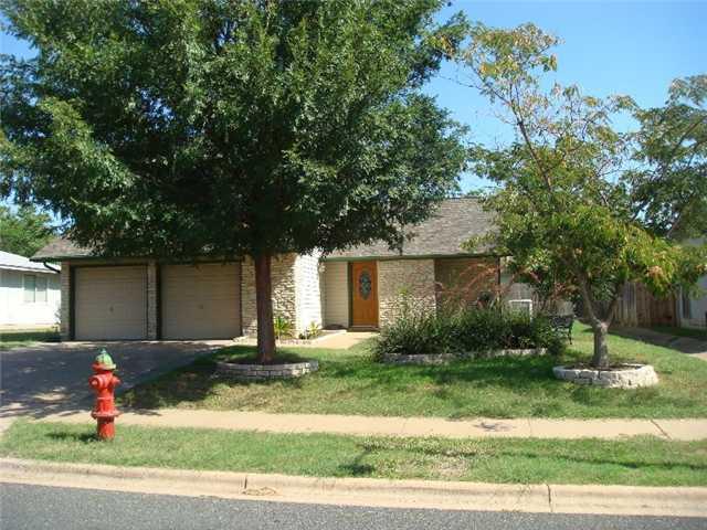 3917 Hillside Dr, Round Rock, TX 78681