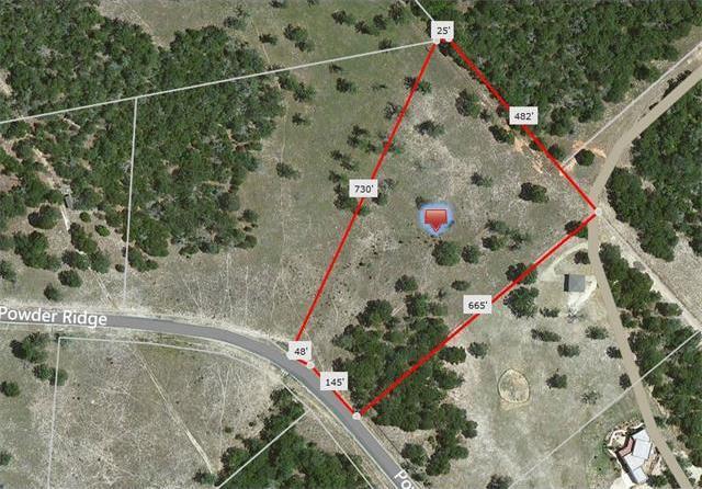 Lot 109 Powder Ridge, Luling, TX 78648