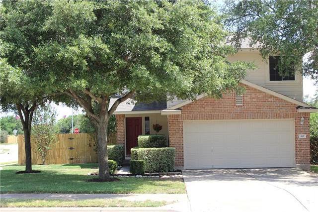 801 Chiselpoint Cv, Round Rock, TX 78681