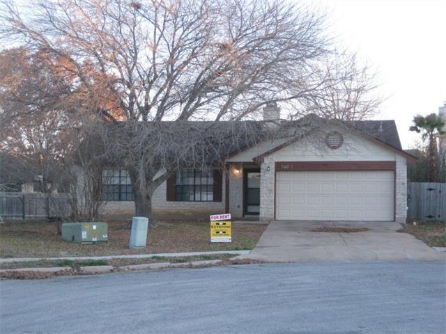 1903 Laurel Path, Round Rock, TX 78664