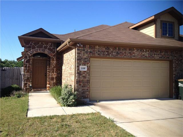 1108 Brendon Lee Ln, Georgetown, TX 78626