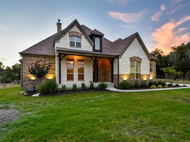 20100 Hunters Point Dr, Georgetown, TX 78633