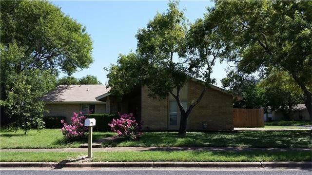 601 Hillbrook Dr, Round Rock, TX 78681