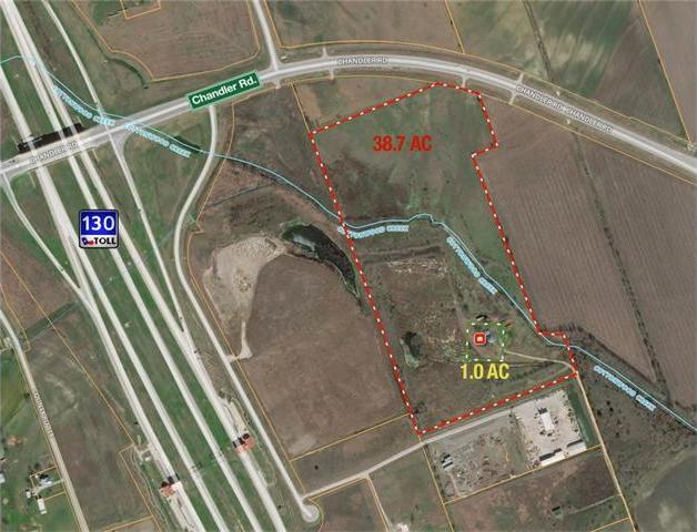 County Rd 118, Hutto, TX 78634
