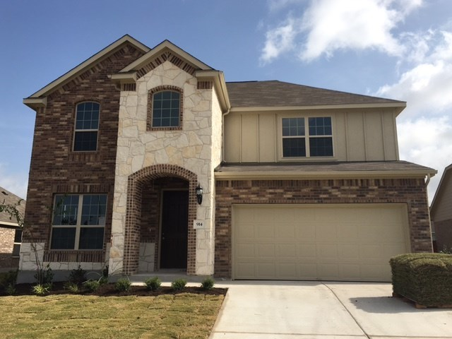 914 Emory Stable Dr, Hutto, TX 78634