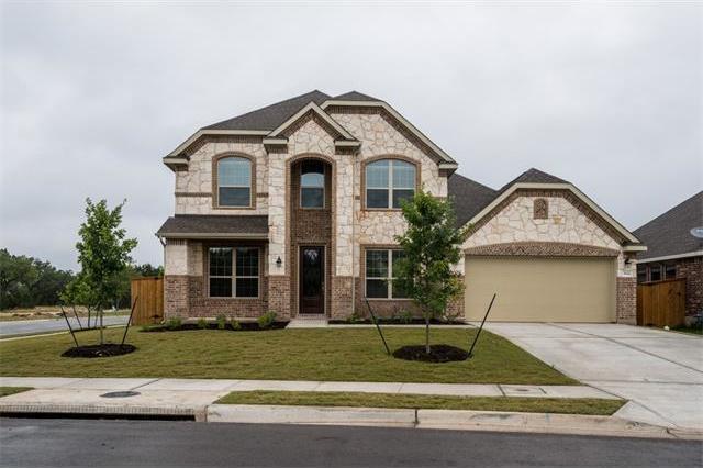 3614 Ashbury Rd, Round Rock, TX 78681
