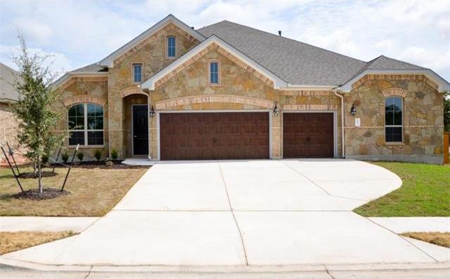3804 Stanyan Dr, Round Rock, TX 78681