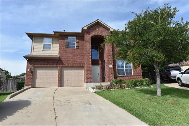 1106 Flintwood Ct, Round Rock, TX 78665