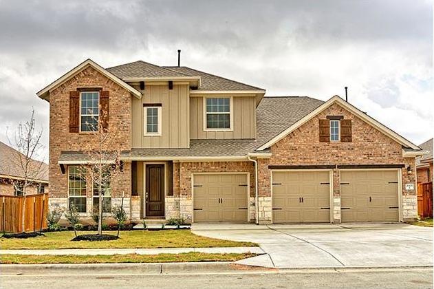 2905 Saint Paul Rivera Ln, Round Rock, TX 78665