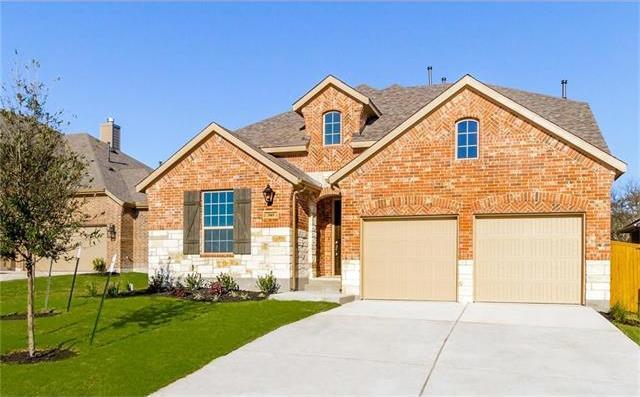 348 Fort Cobb Way, Georgetown, TX 78628