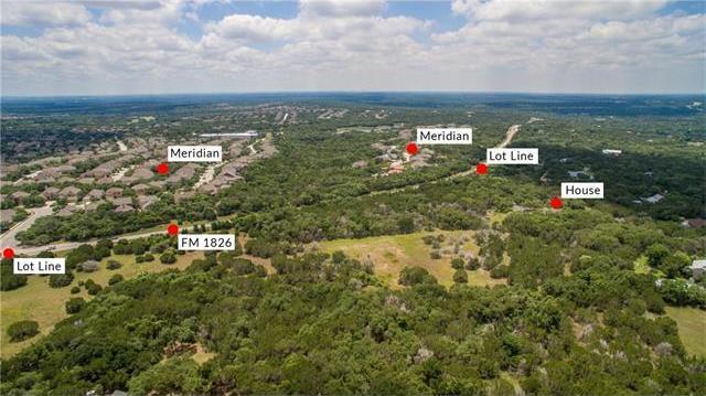 +/- 11.7 Acres Fm 1826, Austin, TX 78737