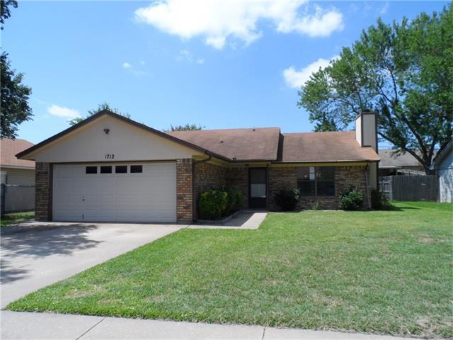 1712 Mona Dr, Killeen, TX 76549