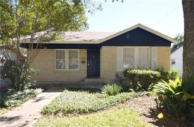 5405 Sunshine Dr, Austin, TX 78756