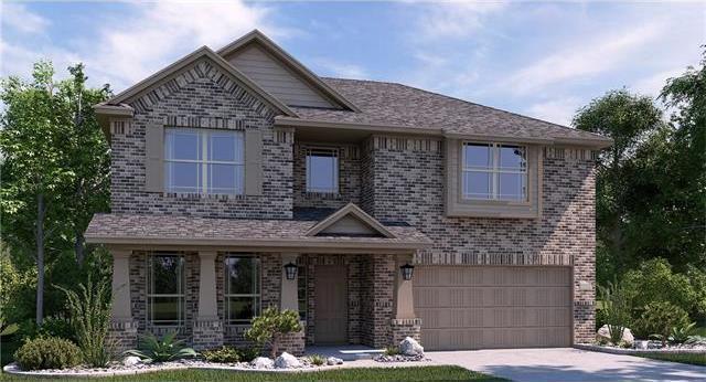 3661 Bainbridge St, Round Rock, TX 78681