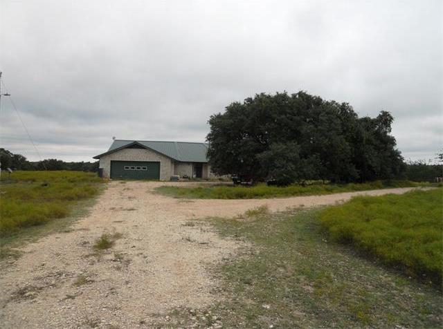 615 County Road 332, Bertram, TX 78605