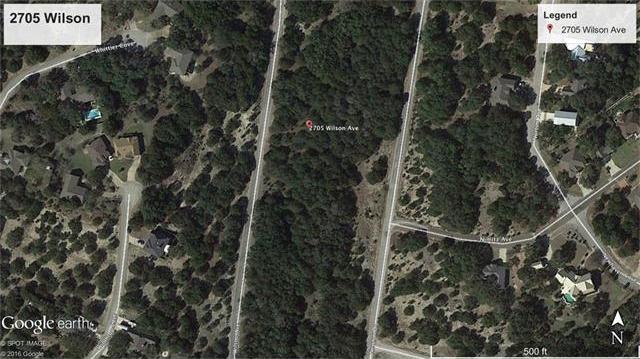 2705 Wilson Ave, Lago Vista, TX 78645