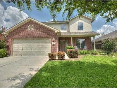 314 Hidden Brook Ln, Round Rock, TX 78665
