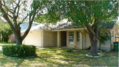 2100 Logan Dr, Round Rock, TX 78664