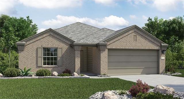 137 Ammonite Lane, Jarrell, TX 76537