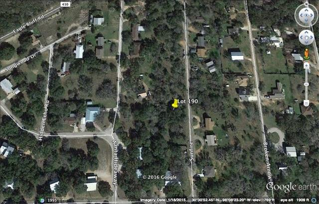 Lot 190 Sunfire, Spicewood, TX 78669