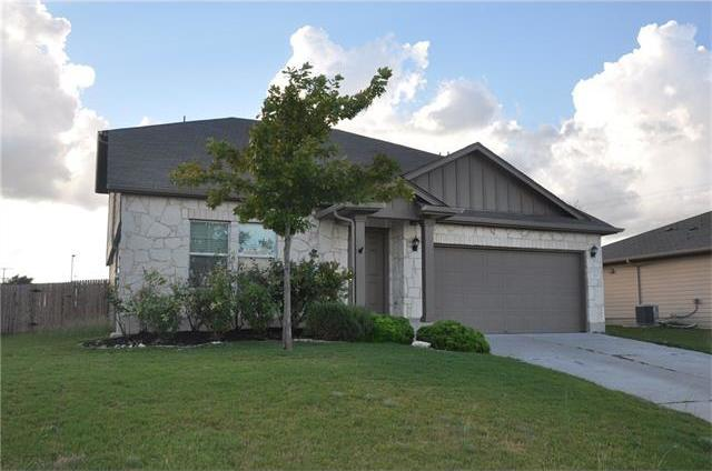 313 Lidell St, Hutto, TX 78634