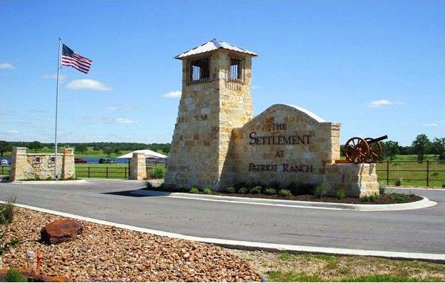 0 (Lot 43 & 44) Settlement Way, Luling, TX 78648