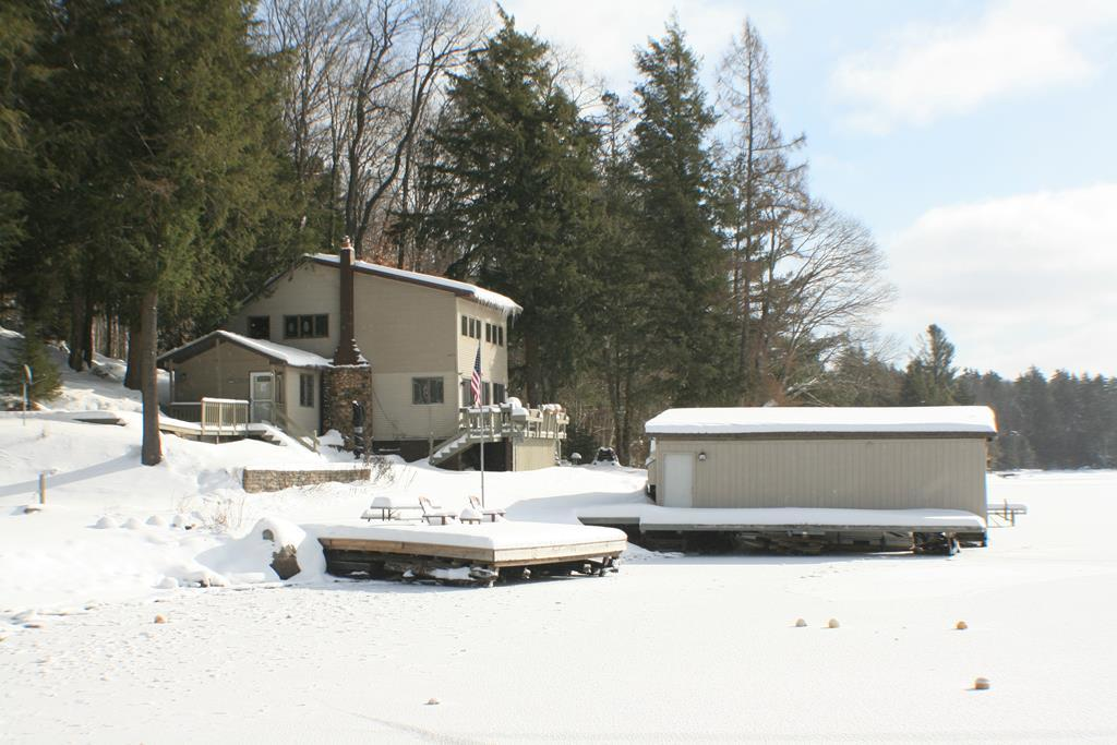 251 Petrie Road, Old Forge, NY 13420