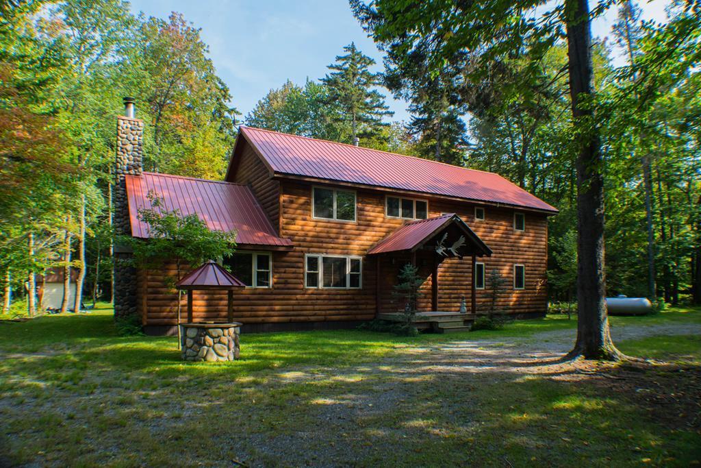 171 Darts Lake Road, Big Moose, NY 13331