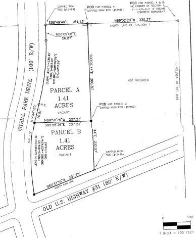 Industrial Park Dr, Brewton, AL 36426