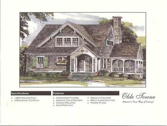 Cottage Lane, Atmore, AL 36502