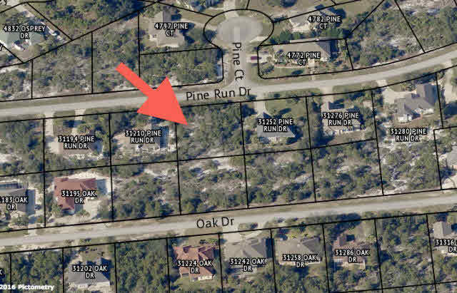 Pine Run Drive, Orange Beach, AL 36561