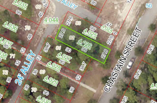 Chastain Street, Gulf Shores, AL 36542