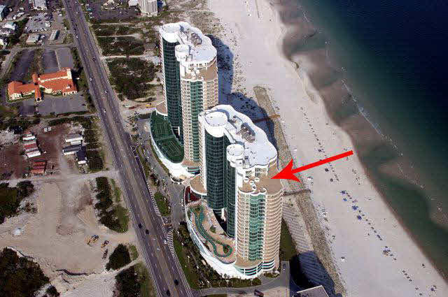 26302 Perdido Beach Blvd #P2304, Orange Beach, AL 36561
