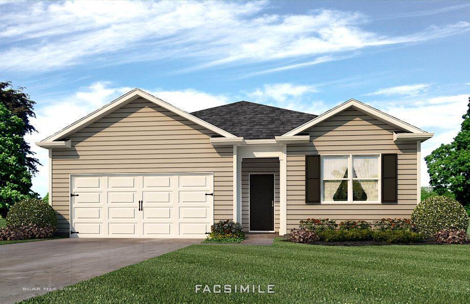 17702 Lewis Smith Drive, Foley, AL 36535