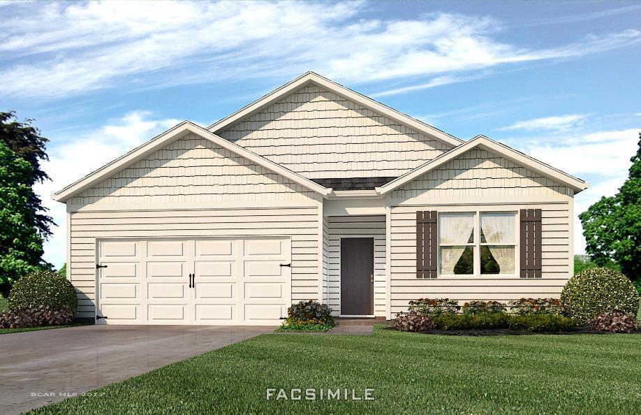 17714 Lewis Smith Drive, Foley, AL 36535