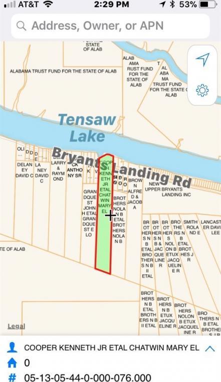 000 Bryants Landing Road, Stockton, AL 36527