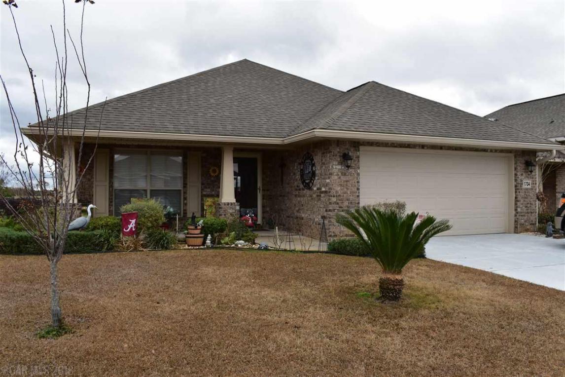 1704 Arcadia Drive, Foley, AL 36535