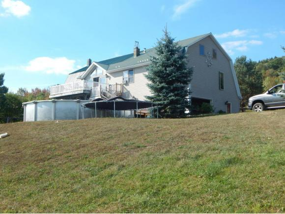 1034 Lower Rhiney Creek Road, Montrose, PA 18822