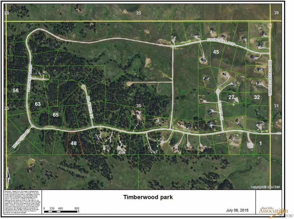 TBD Frontier Loop Lot 48, Piedmont, SD 57769