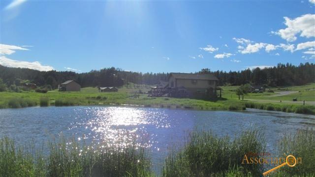 832 Major Lake Dr, Hill City, SD 57745