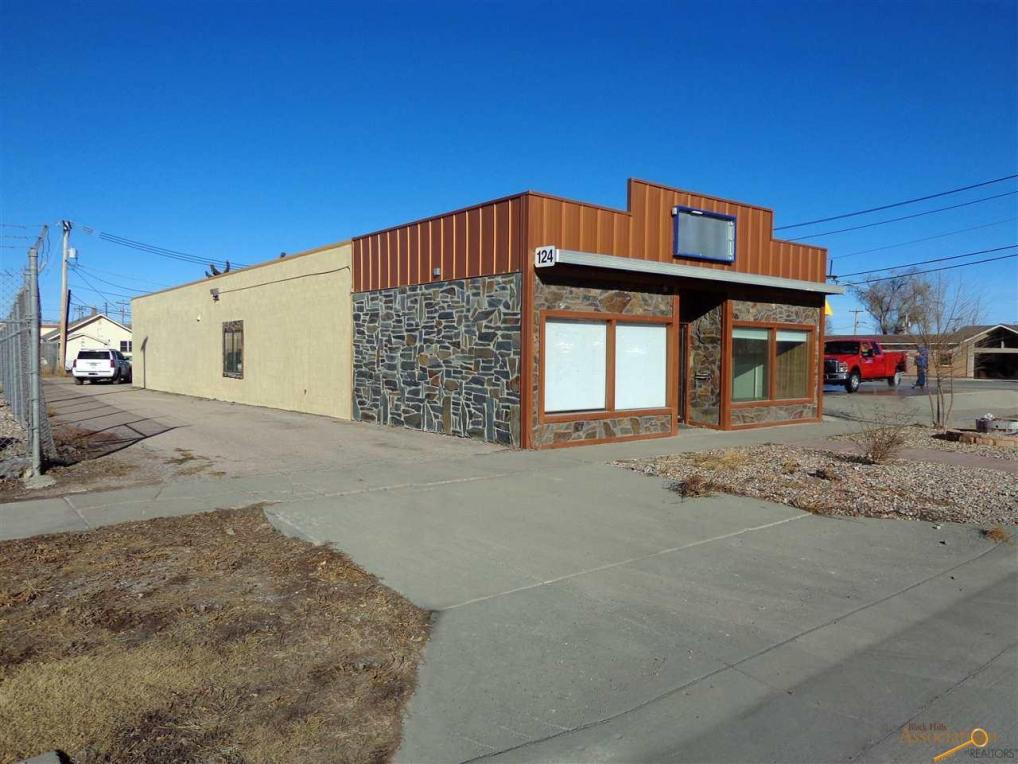 124 E St Joseph, Rapid City, SD 57701